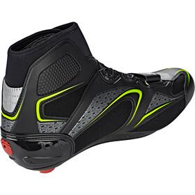 Sidi Frost Gore schoenen Heren, black/yellow